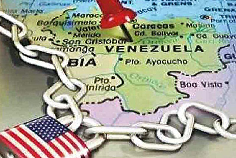 El bloqueo de Estados Unidos y lo que de verdad está ocurriendo en Venezuela