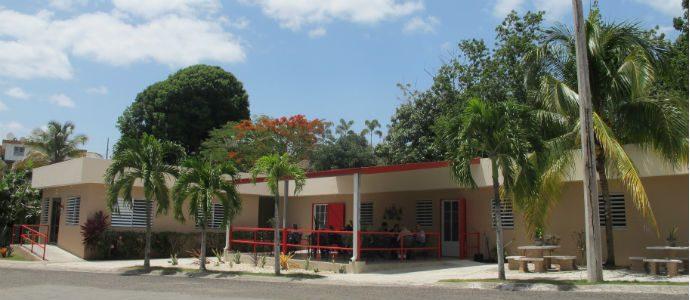 Vista del Centro de Cuidado Optimo