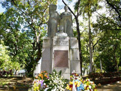 Comision Nacional para la Celebracion del Aniversario del Natalicio 180 de Eugenio Maria De Hostos