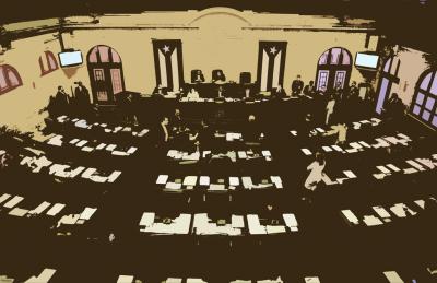 La Asamblea Constitucional de Estatus - I