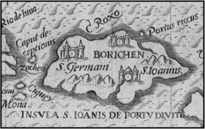 Boriquén: un repaso a la historia e historiografía del nombre aborigen de Puerto Rico