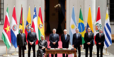 Un PROSUR para la Desintegración Regional