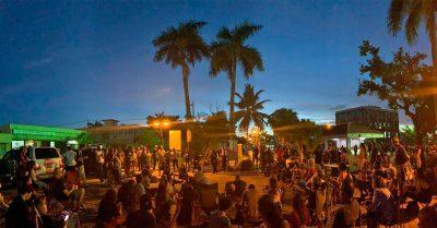 Asamblea de Pueblo San Juan Placita Roosevelt