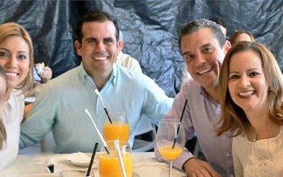 Wanda Vázquez refirió el asunto al FEI, en el FEI el caso es asignado a Zulma Fúster esposa de Leo D