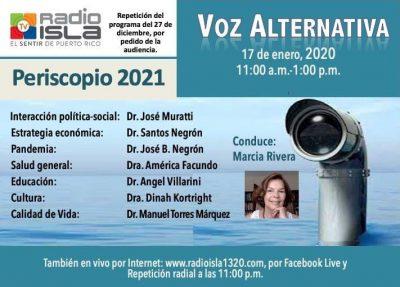 Voz Alternativa: Periscopio 2021