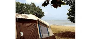 Parque Nacional Punta Guilarte Casas de Remolque Y Área de Acampar